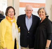 Diane Zipursky Quale, Mary Gushee and David Pulver.  Photo by:  Capehart