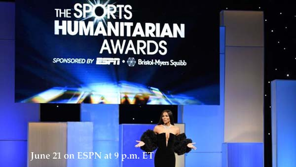 The Sports Humanitiarian Awards
