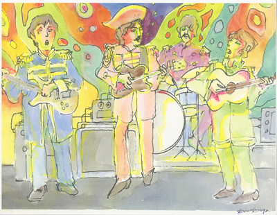 "Beatles by Don Duga/""Sargent Pepper's"