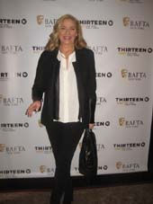 "01-29-15 Kim Cattrall introduced the season two premiere of ""Shakespeare Uncovered"" on PBS beginning on Friday January 30 at 9pm at a reception and screening at The Players. 16 Gramercy Park South. Wednesday night. Photo by:  Aubrey Reuben"