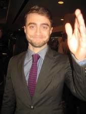 05-17-14 Daniel Radcliffe at the 80th Annual Drama League Awards at the Marriott Marquis Times Square. 1535 Broadway. Friday afternoon. 05-16-14.  Photo by:  Aubrey Reuben