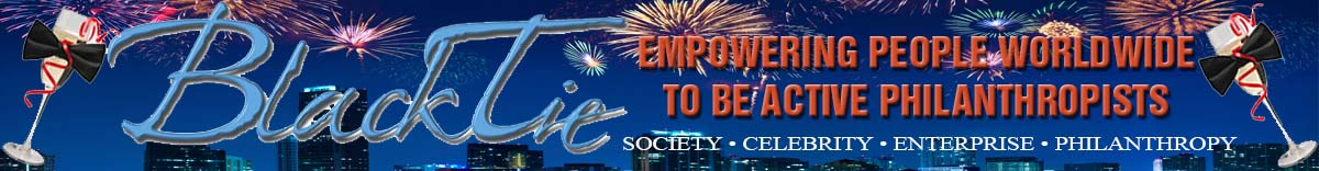 Black tie intenational magazine july 4th banner