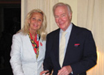 Barbara Gilbert, Christopher Plummer