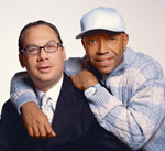 Rabbi Marc Schneier, Russell Simmons