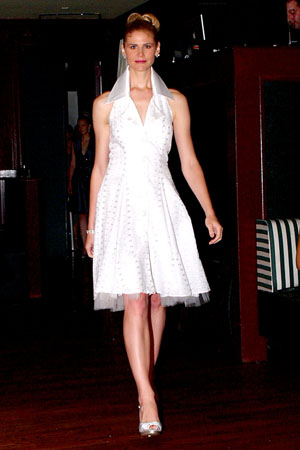 Mione` Designs, Spring 2009 Collection, New York City