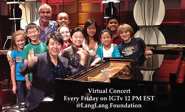 lang lang foundation