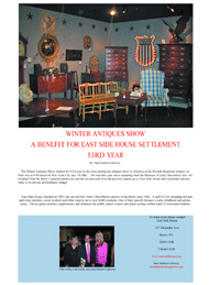 Winter Antique Show