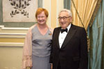 The Honorable Henry A. Kissinger, The American-Scandinavian Foundation's