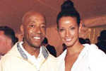 Russell Simmons, A Night to Live for Love Heals at Luna Farms
