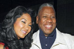 Kimora Lee Simmons, Andre Leon Talley29th Annual AAFA American Image Awards