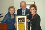 Judge Judy Sheindlin, Donna and Fred Nives, Adopt a Dog