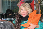 Joan Rivers, Lighthouse International's 35th Anniversary POSH Sale