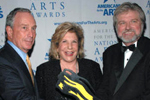 Americans for the Arts National Arts Awards, Michael Bloomberg, willis annenberg, bob lynch