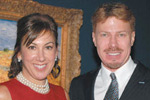 The Bruce Museum's Bruce Circle Dinner, Tamara Holliday, Michael Cox Witmer