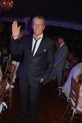 Michael Bolton./  Photo by:  Rose Billings/Blacktiemagazine.com