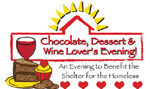 Chocolate, Dessert & Wine Lover's Evening to Benefit the Shelter for the Homeless