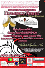 Flamenco Night, Woodstock Foundation