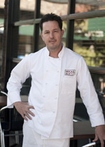 Chef Scott Howard