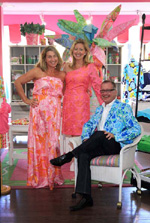 Little Pink Dress chairs Colleen Orrico and Susie Dwinell with