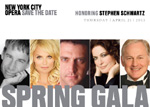 New York City Opera's Spring Gala