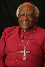 Connecticut Peace Walk with Desmond Tutu