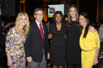 Abbey Braverman, Dr. Hugh Sampson, Lori Stokes,
