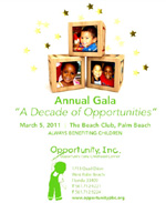 Opportunity Inc Annual Gala