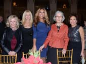 25TH ANNUAL WOMEN OF THE YEAR LUNCHEONHonoree: Erica Jong, Chair:  Margo Catsimatidis, Honorees: Wendy Williams, Barbara D. Tober, Jeanine Pirro.  Photography by– Howard Wechsler