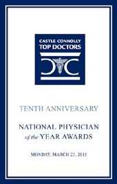 Castle Connolly Medical Ltd. Tenth Annual National Physician of the Year Awards