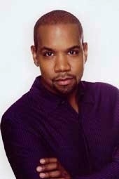 Obie Award winning actor singer Darius de Haas