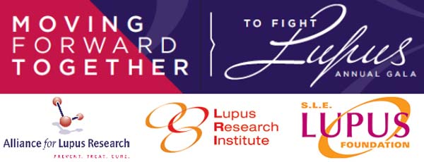 Moving Forward Together to Fight Lupus Annual Gala
