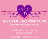 East End Hospice 16th Annual Valentine Salon