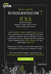 An Evening With Project Lyme