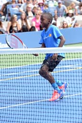 Arthur Ashe Kids' Day 2014