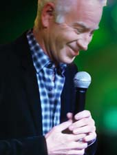 JOhn McEnroe / Comedy Night