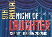 Debbie's Dream Foundation:  Curing Stomach Cancer 9th Annual Night of Laughter