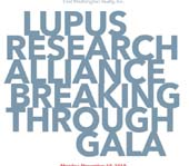 Lupus Research Alliance Breaking Through Gala 2018