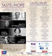 American Cancer Society / 14th Annual Taste of Hope