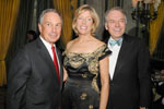 partnership with children, mayor michael bloomberg, liz peck,jeffrey peck