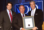 Clinton Blume III, Mayor Michael Bloomberg, Terry Lundgren