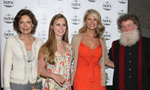 Margo Langenberg, Hadley Nagel, Christie Brinkley, Scott Chaskey