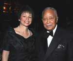 Valerie Jarrett, Mayor David Dinkins