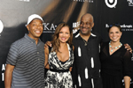 Russell Simmons, Vanessa Williams, Danny Simmons, Soledad O'Brien