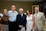 Sarah T. Dowling, Ambassador Loeb, Former Governor Bruce Sunlund, Susie Sunlund, Joseph L. Dowling
