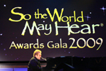 Sir Elton John, Starkey Hearing Foundation Ninth Annual Awards Gala