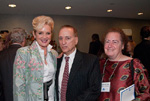 ony Award winning actress Christine Ebersole, David Rothenberg, Founder of Fortune Society and JoAnne Page, CEO and