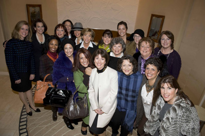 Avenue Fashions Women on Survivors And Their Physicians Model The