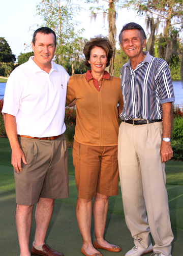 Roy Apple, Dianne Meckler and Harvey C. Poppel