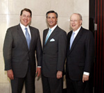 Joel R. Stevens, II, William Meyer and Barry Berg