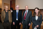 Mr. Salameh, Dr. Fruendlich, Stanley Cohen and Dr. Mera Mak
